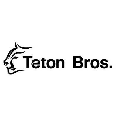 ティートンブロス,TETON BROS,ロゴ